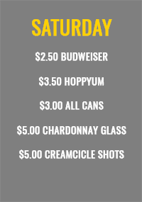 The Cary Pub is Cary, North Carolina's best bar! Food & drink specials daily!